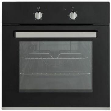 CULINA 60CM ELECTRIC BUILT IN OVEN BLACK